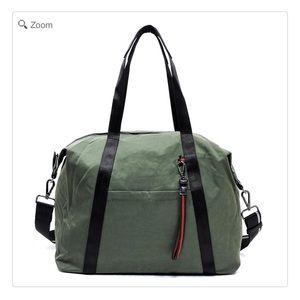 Handbags - NEW Microfiber Overnight Satchel